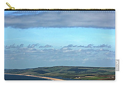 Chesil Beach Carry-all Pouch by Stephen Melia