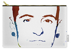 Chester Bennington Color Tribute Carry-all Pouch