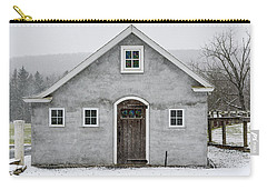 Chester County In The Snow Carry-all Pouch