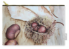 Chestnuts Carry-all Pouch