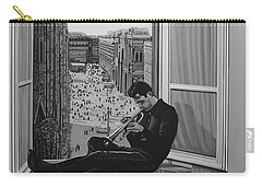 Chet Baker Carry-all Pouch by Paul Meijering