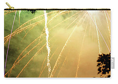 Chetola Yellow Fireworks Carry-all Pouch
