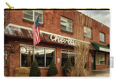 Chevells Carry-all Pouch by Greg Mimbs