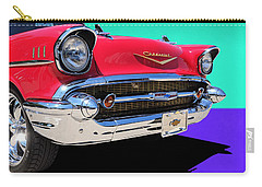 Chevrolet Bel Air Color Pop Carry-all Pouch