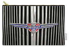 Chevrolet Carry-all Pouch by Caitlyn Grasso