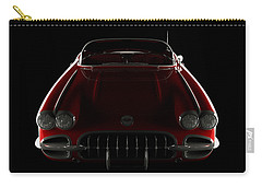 Chevrolet Corvette C1 - Front View Carry-all Pouch