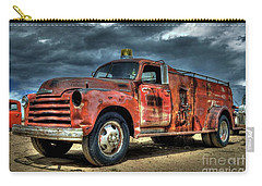 Chevrolet Fire Truck Carry-all Pouch