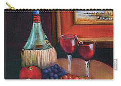Chianti Still Life Carry-all Pouch