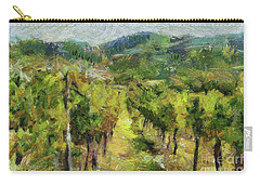 Chianti Vineyards Carry-all Pouch