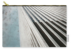 Chicago Abstract Painterly Carry-all Pouch