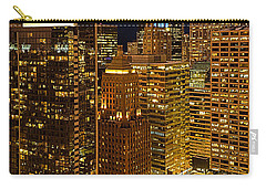 Chicago At Night Carry-all Pouch