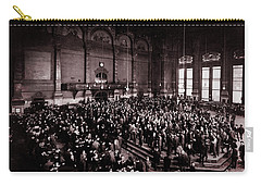 Chicago Board Of Trade 1900 Carry-all Pouch