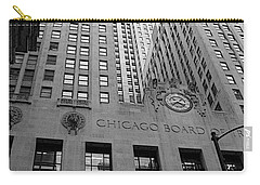Chicago Board Of Trade Carry-all Pouch