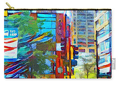 Chicago Colors 1 Carry-all Pouch
