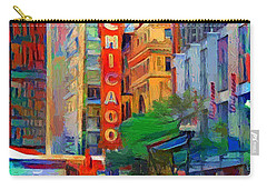 Chicago Colors 3 Carry-all Pouch