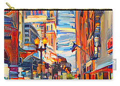 Chicago Colors 4 Carry-all Pouch