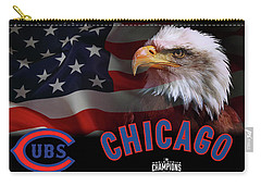 Chicago Cubs Champions 2016 Carry-all Pouch