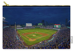 Chicago Cubs Wrigley Field 9 8357 Carry-all Pouch