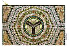 Chicago Cultural Center Ceiling Carry-all Pouch