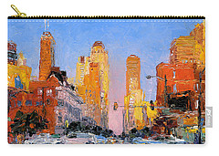 Chicago Downtown Street Carry-all Pouch