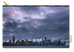 Chicago Dusk Carry-all Pouch