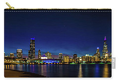 Chicago From Adler Planetarium Carry-all Pouch