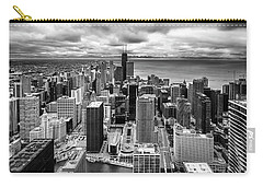 Chicago From The 70th Floor Carry-all Pouch