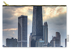 Hancock Building Carry-all Pouches