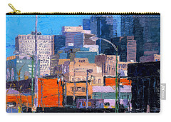Chicago Highrise Buildings Carry-all Pouch
