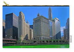 Chicago On St. Patrick's Day Carry-all Pouch