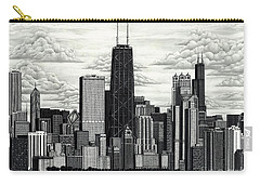 I Love Chicago Volume 1 Carry-all Pouch