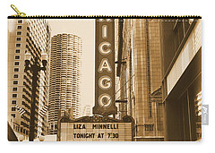 Chicago Theater - 3 Carry-all Pouch
