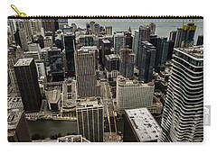 Chicago View From 70th Floor Carry-all Pouch