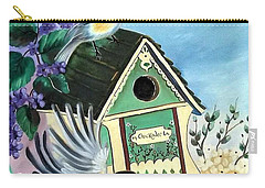 Chickadee Lane Carry-all Pouch