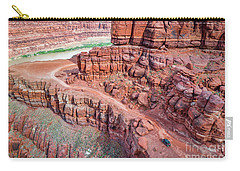 Chicken Corner Trail And Colorado River Carry-all Pouch