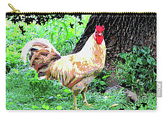 Chicken Inthe Woods Carry-all Pouch