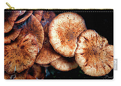 Chicken Of The Woods Carry-all Pouch