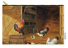Chickens Carry-all Pouch
