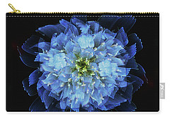 Chicory Abstract Carry-all Pouch by Stephanie Grant
