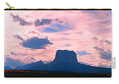 Chief Mountain, Pastel Carry-all Pouch