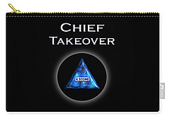 Chief Takeover Carry-all Pouch