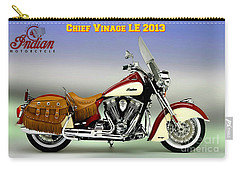 Chief Vintage Le 2013 Carry-all Pouch