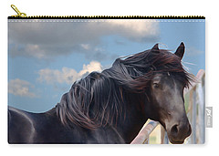 Chief - Windy Portrait Series 1 - Digitalart Carry-all Pouch
