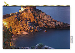 Carry-all Pouch featuring the photograph Chiesa San Pietro by Brian Jannsen
