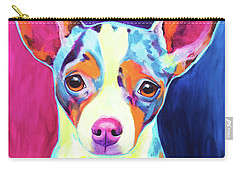 Chihuahua - Brady Carry-all Pouch