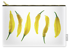 Chillies Lined Up II Carry-all Pouch