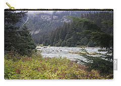 Chillkoot River 3 Carry-all Pouch