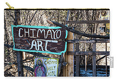 Chimayo Art Carry-all Pouch
