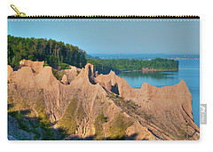 Chimney Bluffs 1750 Carry-all Pouch