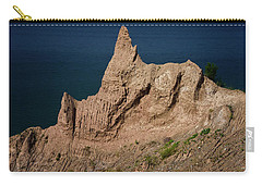 Chimney Bluffs Carry-all Pouch